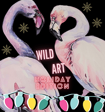 Wild Art Holiday Logo