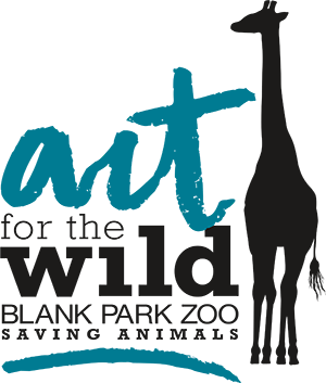 Art For The Wild Blank Park Zoo